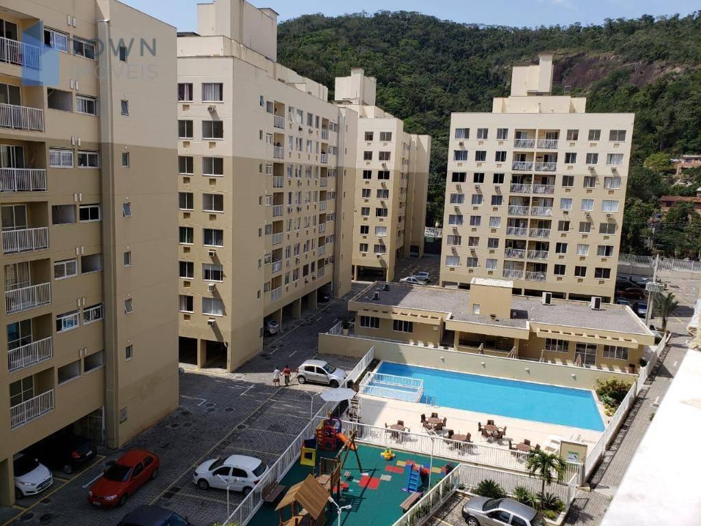 Cobertura com 2 dormitórios à venda, 125 m² por R$ 320.000,00 - Piratininga - Niterói/RJ