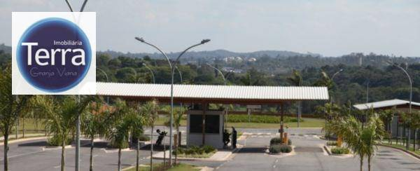 Terreno comercial à venda, Alphaville Granja Viana, Granja Viana.