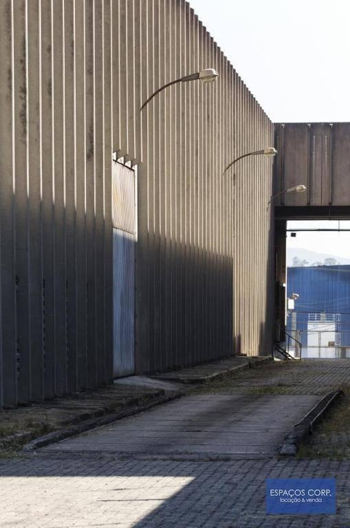 Galpão Industrial, 9.723m² - venda ou aluguel - Bonsucesso - Guarulhos/SP