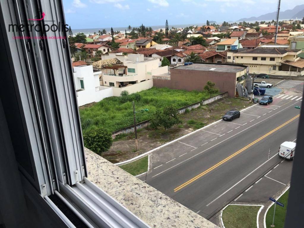 Apartamento residencial à venda, Manacá dos Itatins, Peruíbe.