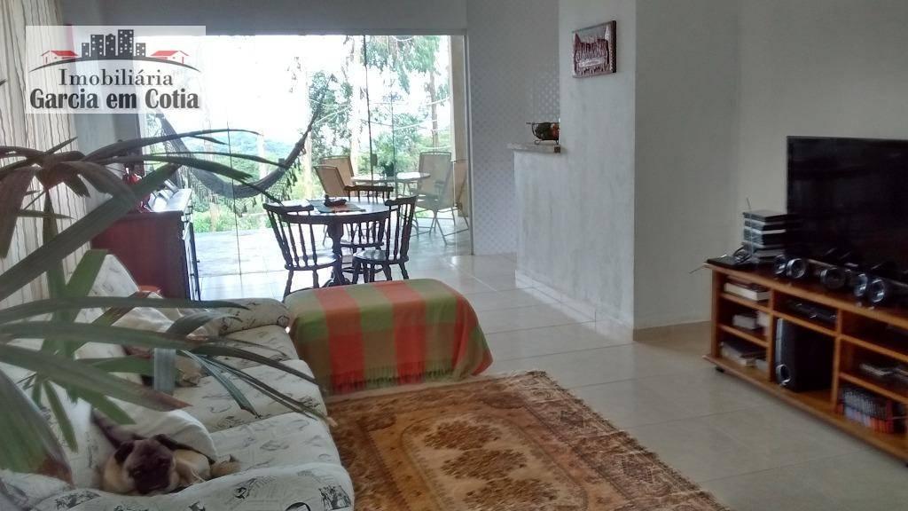Casas a venda em Cotia - SP - Condomínio Terras de São Ferna