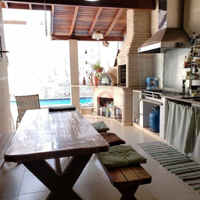 Casa com 4 dormitórios à venda, 210 m² por R$ 550.000,00 - Jardim Paulistano - Ribeirão Preto/SP