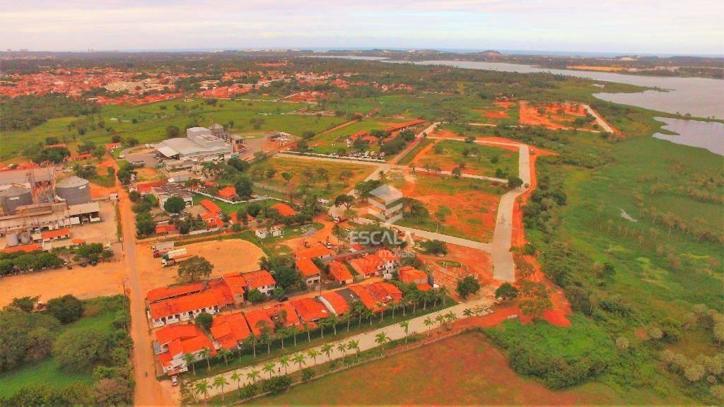 Terreno à venda, 300 m², vilas do lago, condominio fechado, financia - Lagoa Redonda - Fortaleza/CE