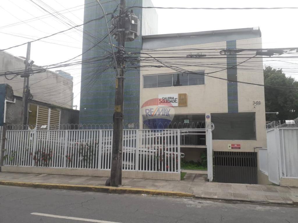 Sala para alugar, 10 m² por R$ 1.100,00/mês - Boa Vista - Recife/PE