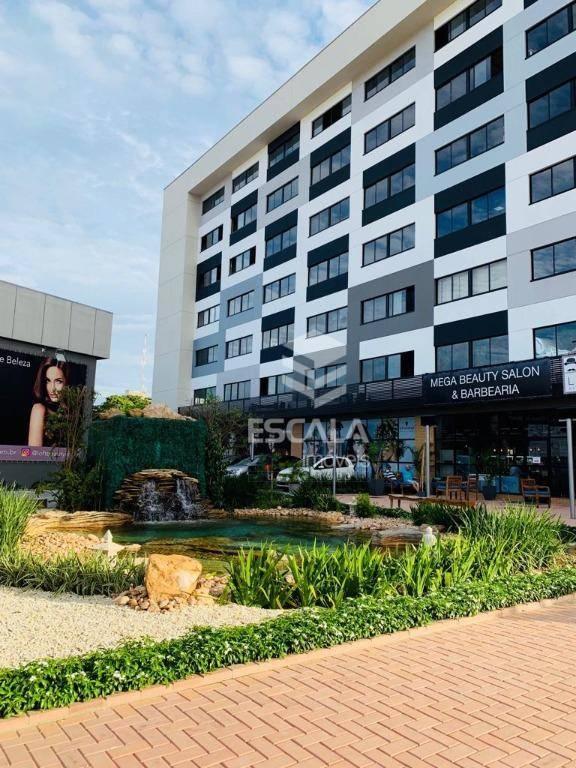 Sala à venda, 32 m² por R$ 290.000,00 - Centro - Eusébio/CE