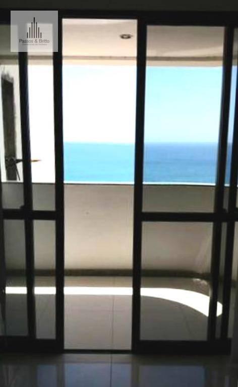 Apartamento com 3 dormitórios para alugar, 100 m² por R$ 2.150/mês - Rio Vermelho - Salvador/BA