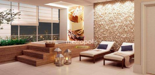 Loft com 1 dormitório à venda, 48 m² por R$ 385.000,00 - Jardim do Mar - São Bernardo do Campo/SP