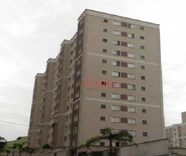Apartamento com 2 dormitórios à venda, 45 m² por R$ 0 - Parque São Vicente - Mauá/SP