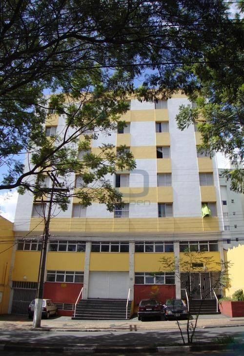 Kitnet com 1 dormitório à venda, 33 m² por R$ 115.000,00 - Ponte Preta - Campinas/SP