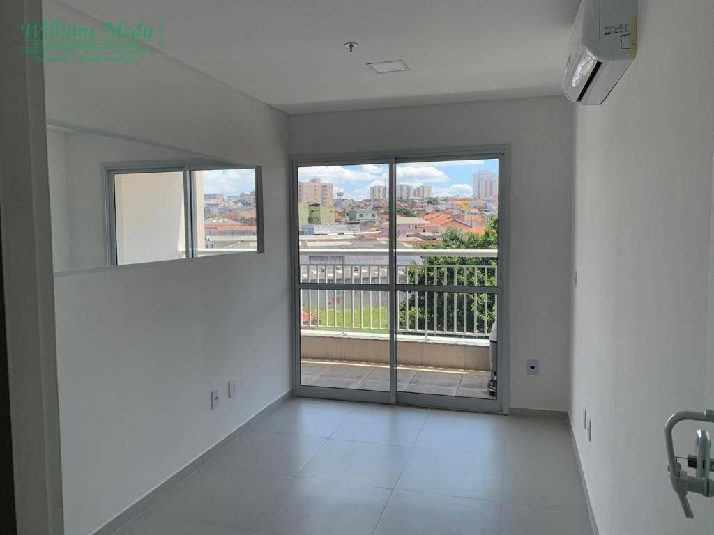Sala à venda, 40 m² por R$ 275.000 - Locação 2.000 o pacote - Jardim Santa Mena - Guarulhos/SP