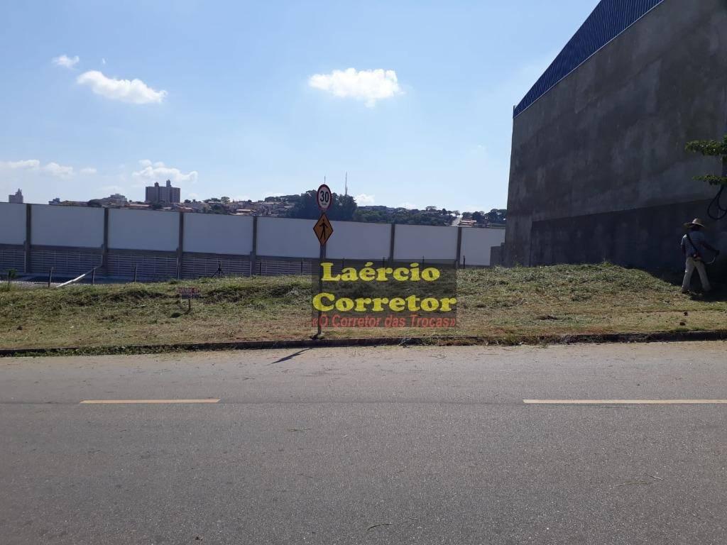 Venda de Terreno em Itatiba, Área Industrial