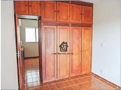 Kitnet com 1 dormitório à venda, 50 m² por R$ 145.000,00 - Centro - Campinas/SP