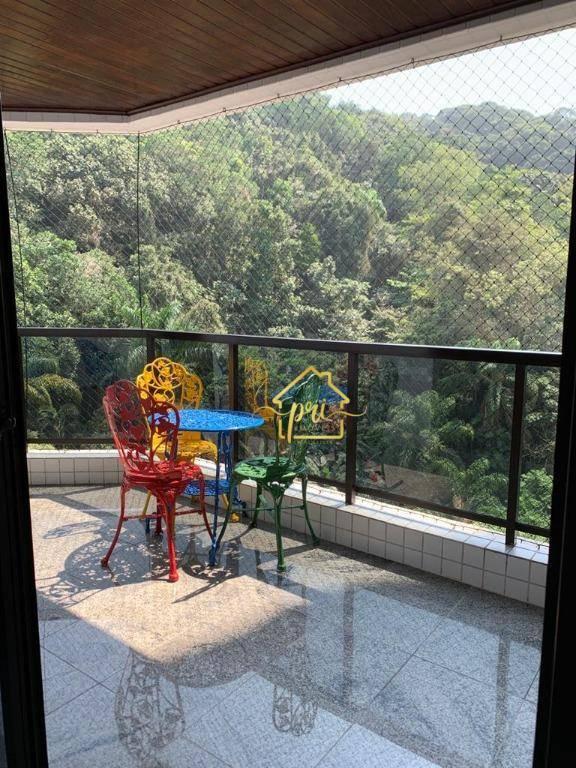 Apartamento à venda, 150 m² por R$ 760.000,00 - Barra Funda - Guarujá/SP