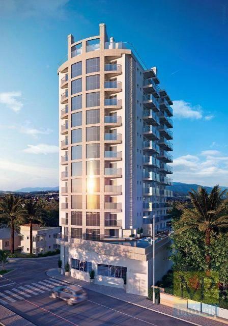 Apartamento com 3 dormitórios à venda, 117 m² por R$ 870.000,00 - Itajuba - Barra Velha/SC