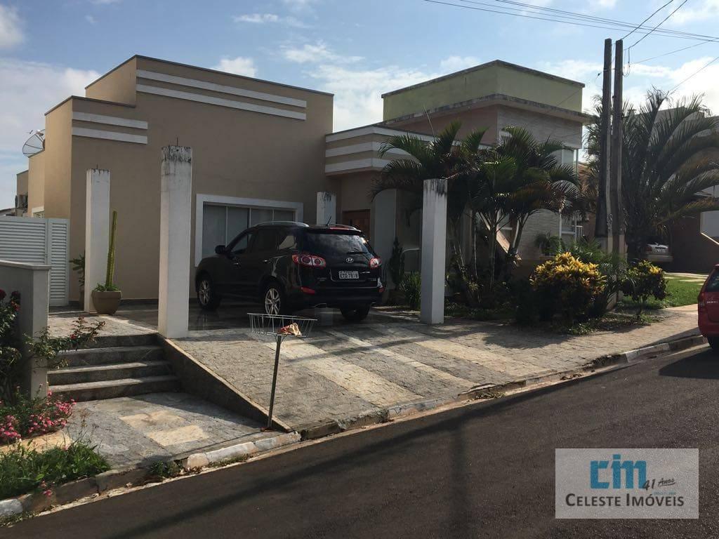 Casa com 3 dormitórios à venda, 320 m² por R$ 640.000,00 - Portal dos Pássaros II - Boituva/SP