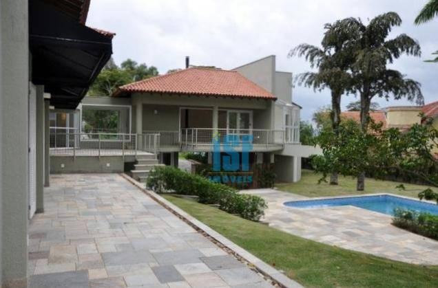 Sobrado à venda, 768 m² por R$ 4.900.000,00 - Alphaville - Santana de Parnaíba/SP