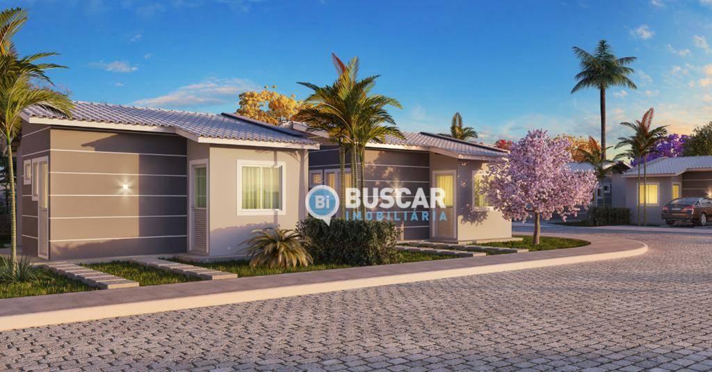 Casa à venda, 39 m² por R$ 129.900,00 - Sim - Feira de Santana/BA
