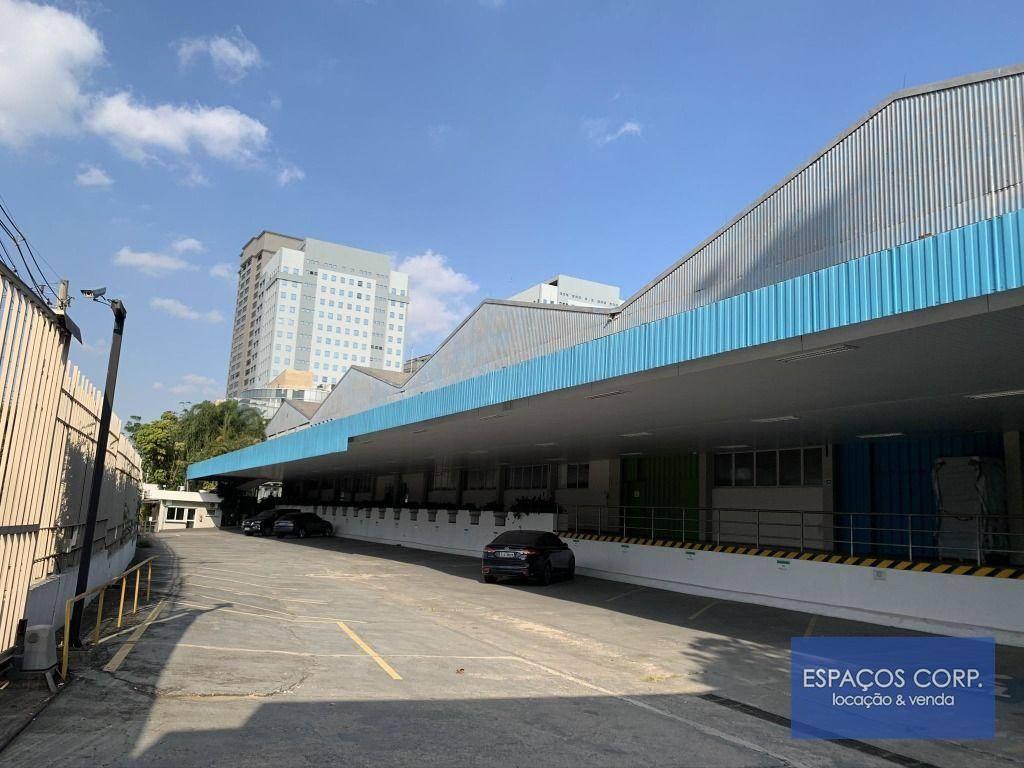 Galpão comercial, 12.935m² - venda por R$ 75.000.000 ou aluguel por R$ 360.000/mês - Alphaville Industrial - Barueri/SP