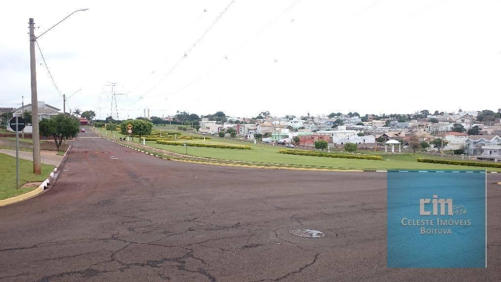 Terreno à venda, 525 m² por R$ 236.250,00 - Parque das Árvores - Boituva/SP