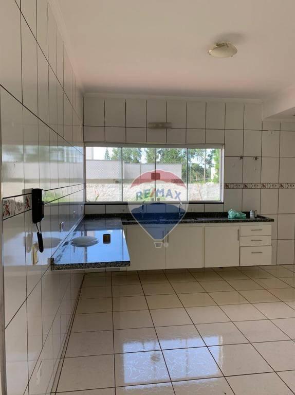Casa com 3 dormitórios para alugar, 184 m² por R$ 4.000,00/mês - Jardim Estância Brasil - Atibaia/SP