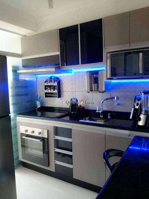 Apartamento residencial para venda e locação, Jardim Álamo,