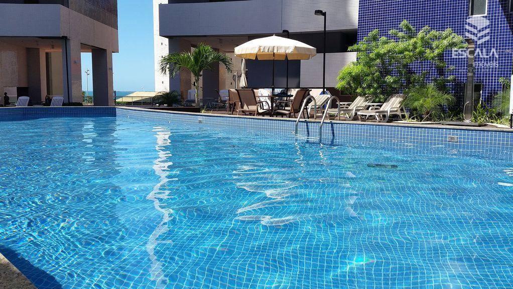 Apartamento no Meireles, Venda / Locação, 2 quartos, Mobiliado, Com Internet / TV a Cabo