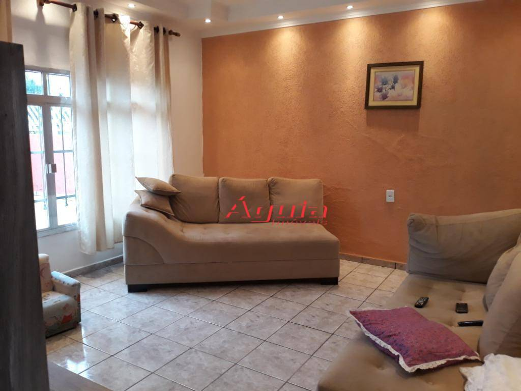 Casa com 2 dormitórios à venda, 161 m² por R$ 465.000 - Bangu - Santo André/SP