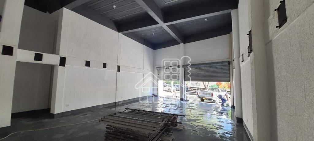 Loja para alugar, 201 m² por R$ 5.000,00/mês - Raul Veiga - São Gonçalo/RJ