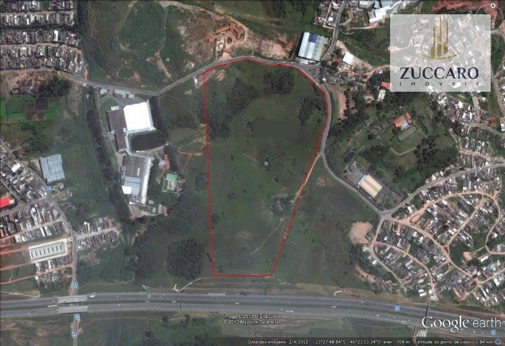 Área à venda em Parque Piratininga, Itaquaquecetuba - SP