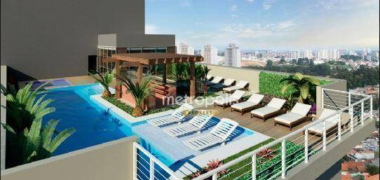 Loft à venda, 48 m² por R$ 385.000,00 - Jardim do Mar - São Bernardo do Campo/SP