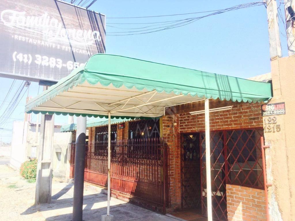 Loja comercial à venda, São Cristóvão, São José dos Pinhais.