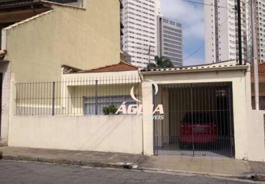 Casa com 2 dormitórios à venda, 130 m² por R$ 425.000,00 - Vila Homero Thon - Santo André/SP
