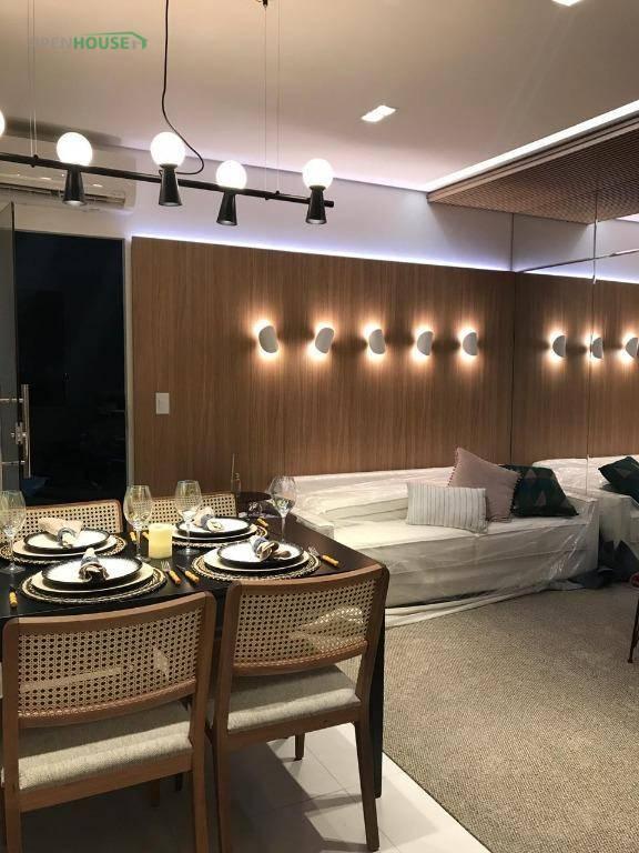 Apartamento residencial à venda, Parque Verde, Belém - AP0405.