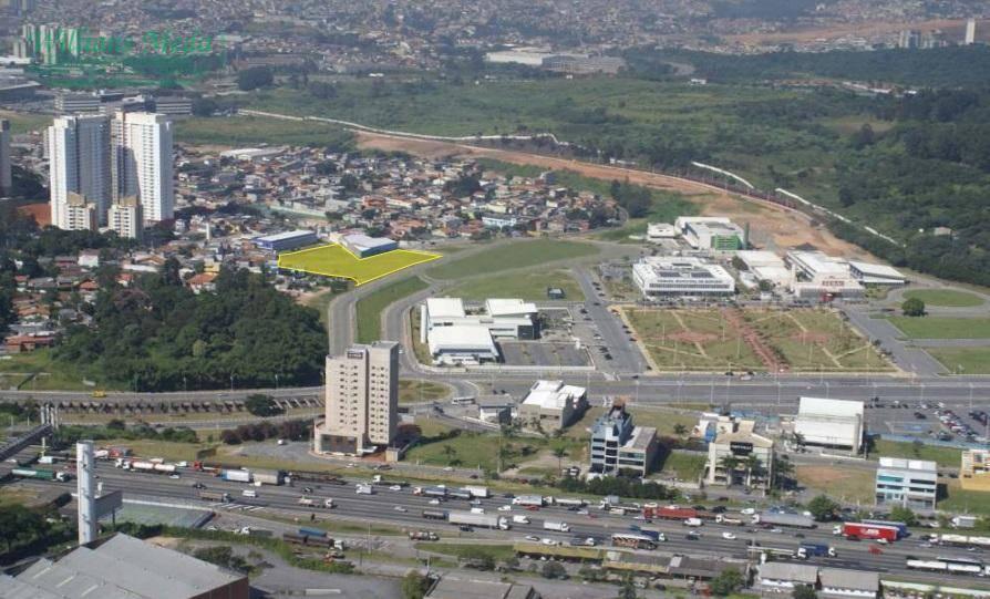 Área à venda, 9729 m² por R$ 34.053.215,00 - Jardim Iracema - Barueri/SP