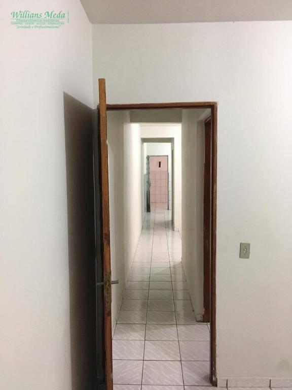 Casas para alugar, 70 m², a partir de R$ 600/mês + IPTU - Jardim das Nações - Guarulhos/SP.