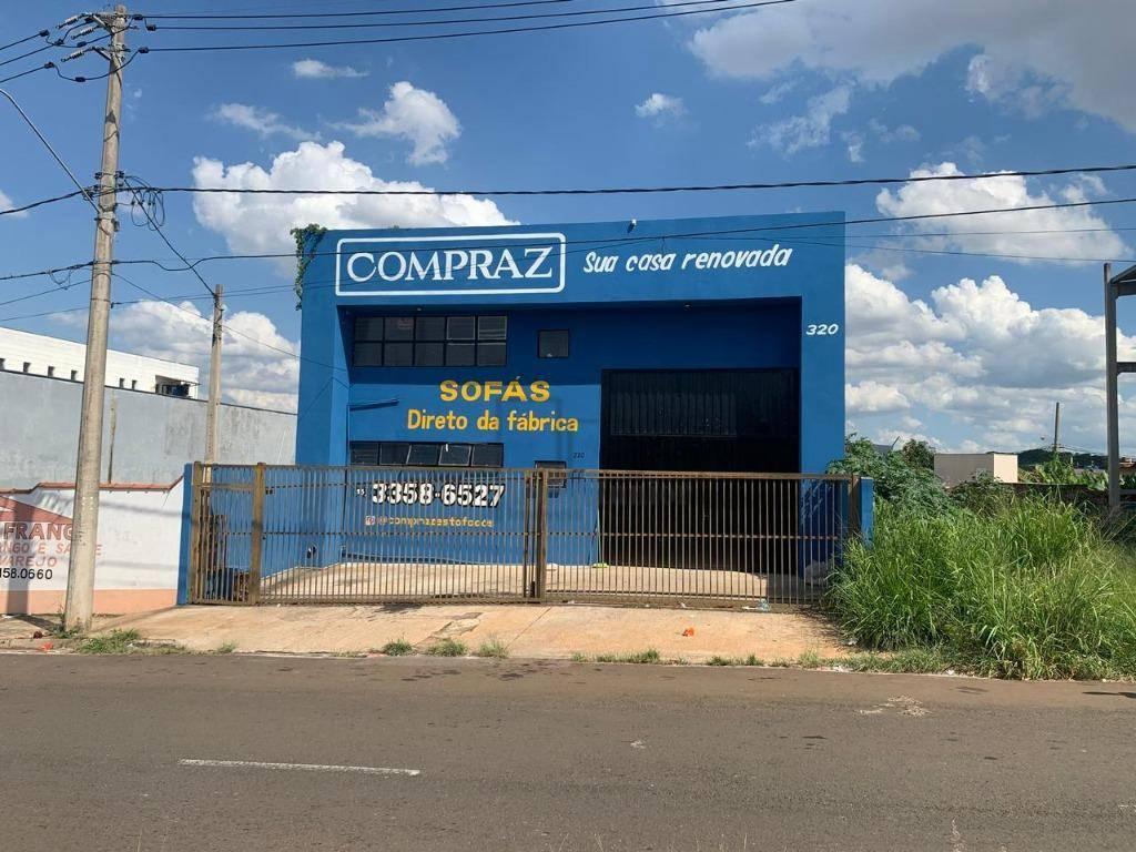 Galpão e Barracão,Jardim Santa Rosa, Sorocaba , 300 m²
