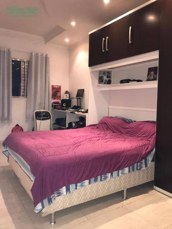 Apartamento com 2 dormitórios à venda, 70 m² por R$ 320.000 - Gopoúva - Guarulhos/SP