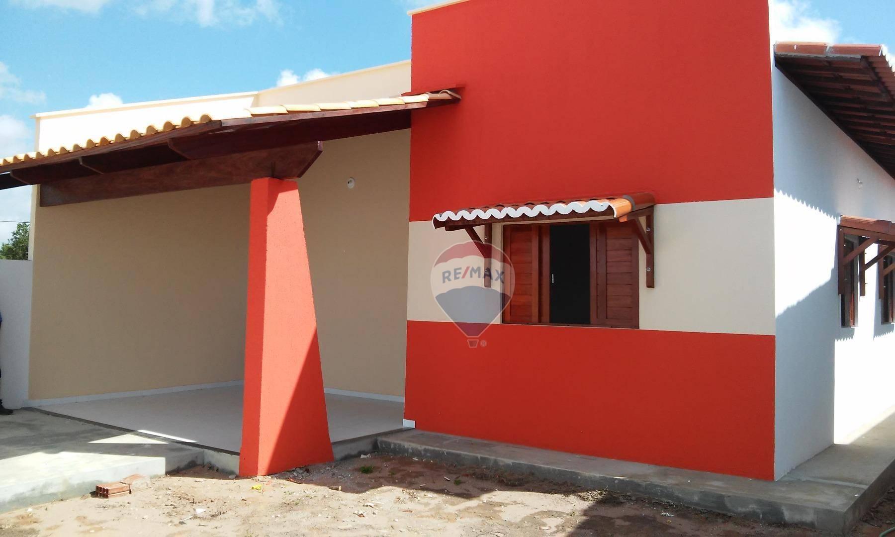 Casa com 2 dormitórios por R$ 105.000 - Taborda - São José de Mipibu/RN