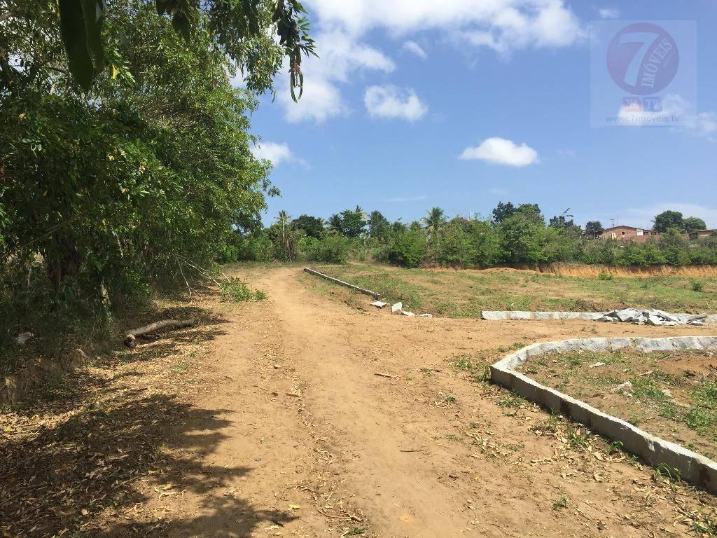 Terreno residencial à venda, Centro, Alhandra - TE0006.