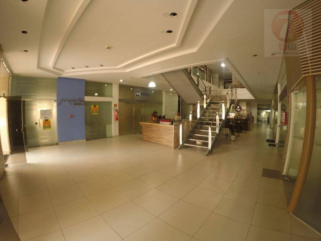 Sala comercial para locação, Centro, João Pessoa.