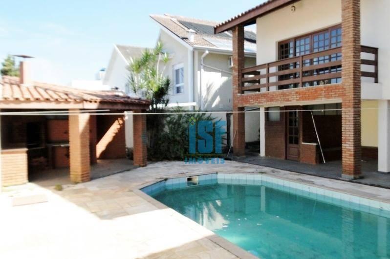 Sobrado residencial para locação, Alphaville, Santana de Parnaíba - SO4596.
