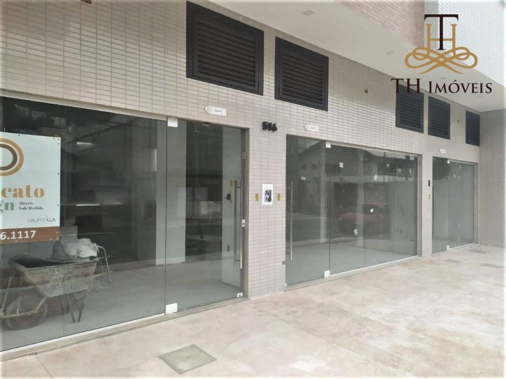 Sala para alugar, 135 m² por R$ 5.000,00/mês - Nações - Balneário Camboriú/SC
