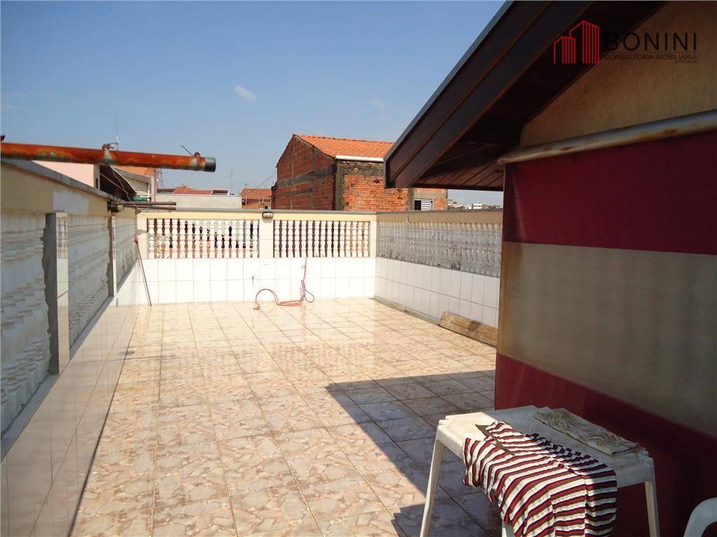 Casa 3 Dorm, Jardim São Domingos, Americana (SO0051) - Foto 11