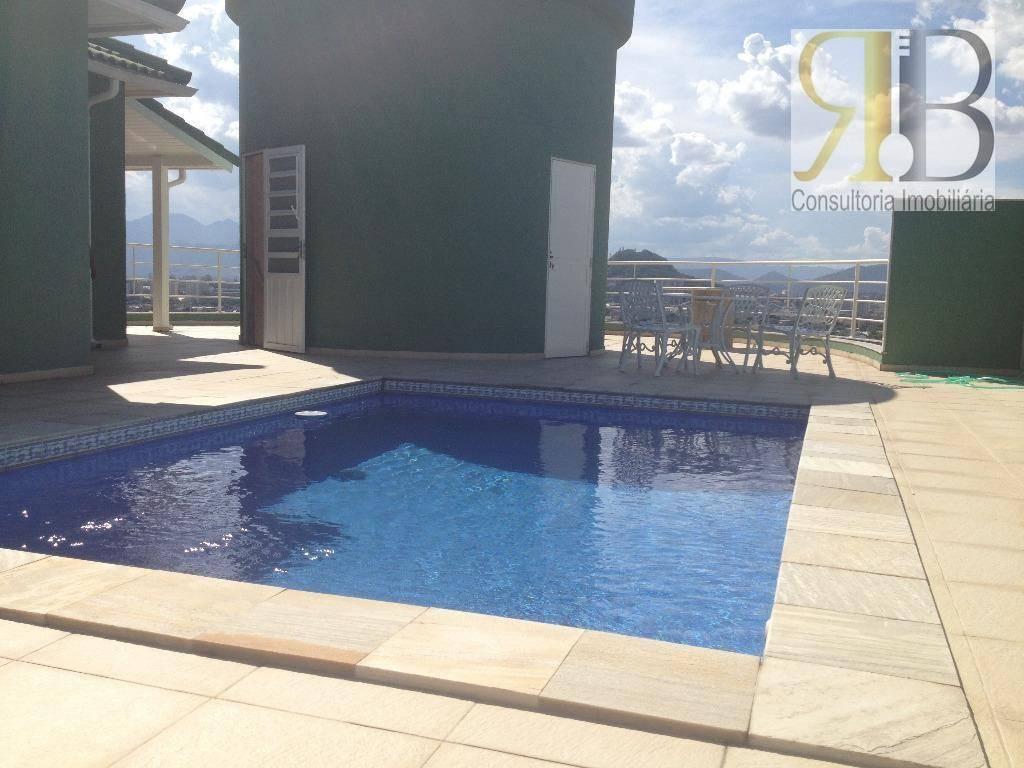 Casa com 4 dormitórios para alugar, 539 m² por R$ 8.000/mês - Anil - Rio de Janeiro/RJ