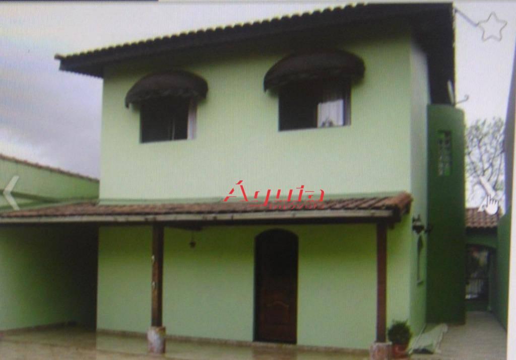 Sobrado com 3 dormitórios à venda, 370 m² por R$ 915.000 - Parque Oratório - Santo André/SP