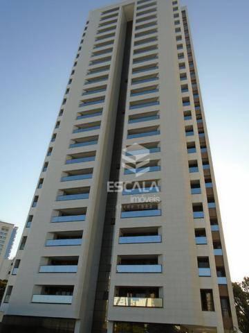 Apartamento com 3 quartos à venda, 115 m², área de lazer, novo, 2 vagas, financia - Aldeota - Fortaleza/CE