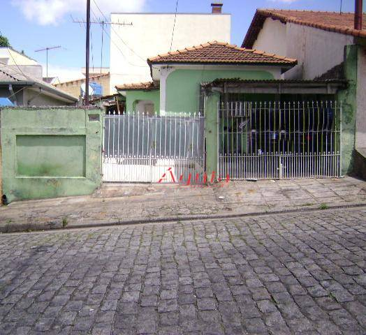 Casa com 2 dormitórios à venda, 100 m² por R$ 320.000,00 - Vila Lucinda - Santo André/SP