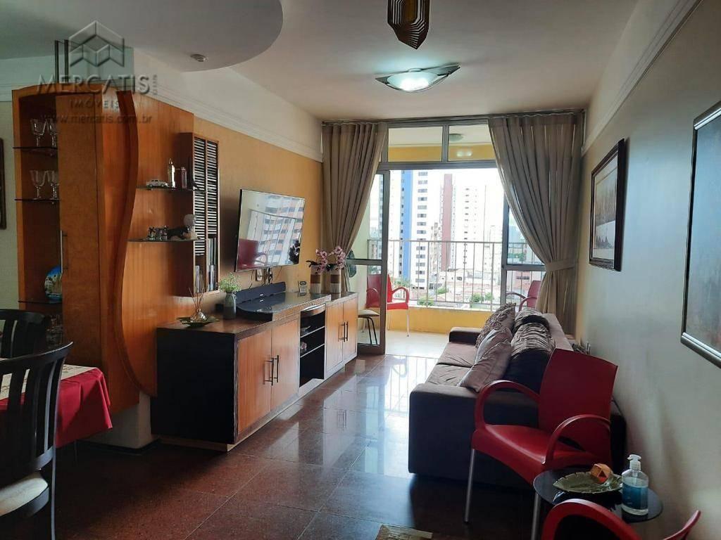 Apartamento à venda | Edifício Stael | Bairro Dionísio Torres| Fortaleza (CE) -