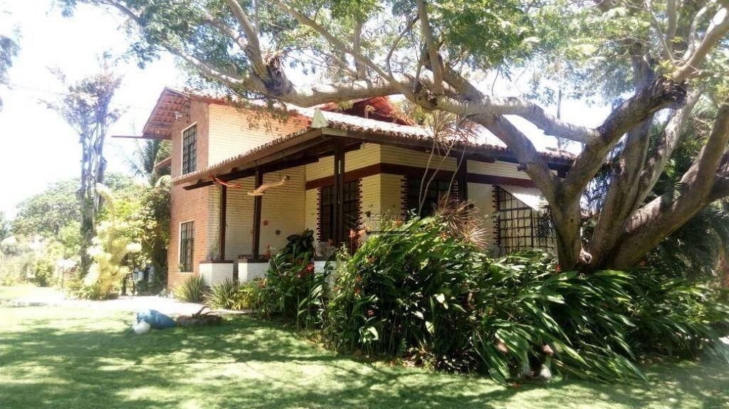 Chácara com 4 dormitórios à venda, 41000 m² por R$ 800.000,00 - Pecém - São Gonçalo do Amarante/CE
