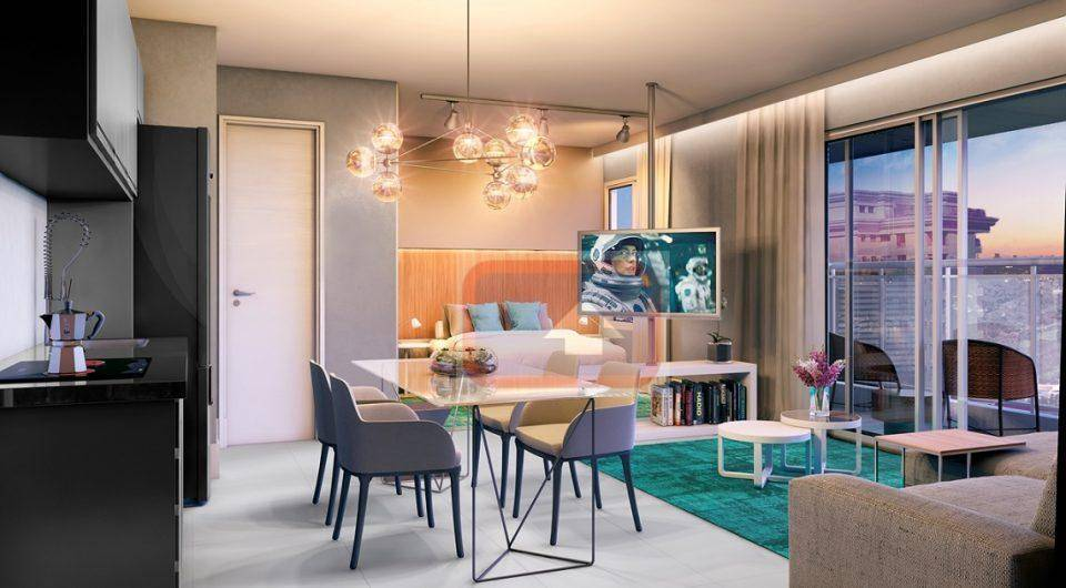 Apartamento de 1 dormitório à venda em Alto De Pinheiros, São Paulo - SP